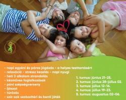 Élménytábor 7-12 éveseknek