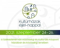 Kultúrházak éjjel-nappal az SZKKK-ban