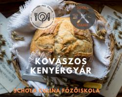 Kovászos kenyérgyár
