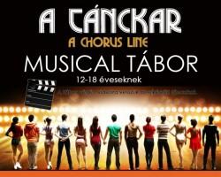 Musical-Tánc Tábor