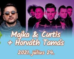 Majka és Curtis + Horváth Tamás