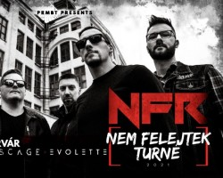 NFR, vendég: Scage, Evolette