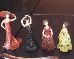 Gecző Anna szoborkiállítása, Kultúrházak éjjel- nappal
