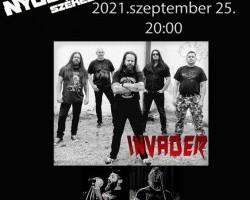 Invader, Ciszvagydesz