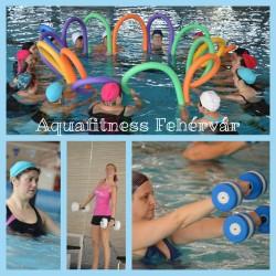 10. Aquafitness (szabadidős vízifitness) Ingyenes Nyílt Órák